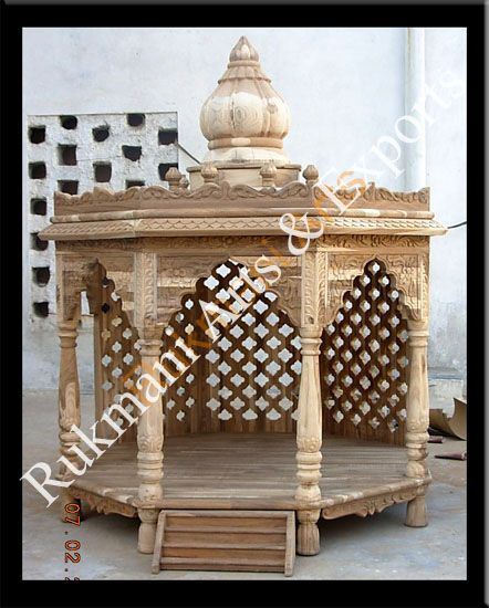 Best Designs Of Wooden Mandir In Home Gallery Interior Design