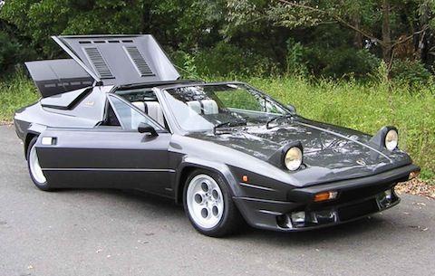Lamborghini P300 Silhouette Engine 2 995 8 Cc 182 8 Cu In V8