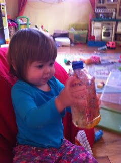 A Childhood List: 76) Shaky Bottles (Discovery Bottles)