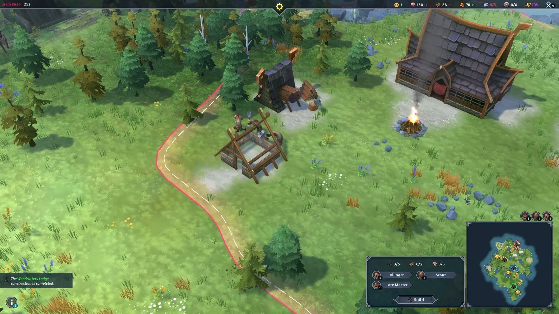 Viking Strategy City Builder Northgard Releases On Early Access