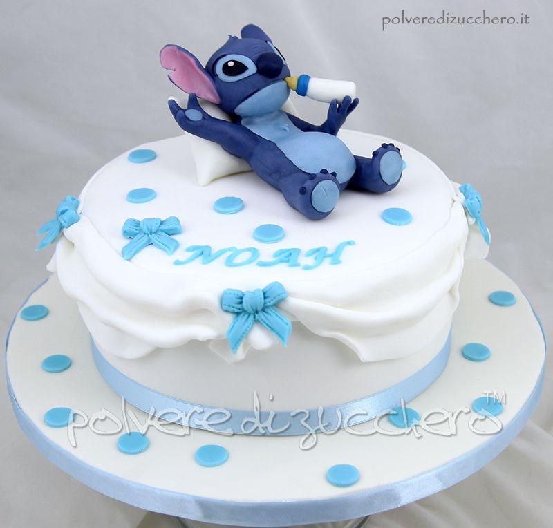 Stitch Cake Tratto Dal Cartone Lilo Stitch Disney Disney