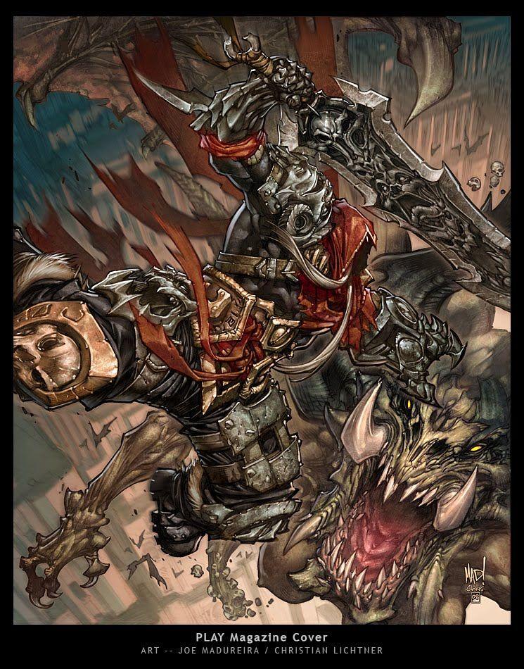 darksiders war - Google 搜尋