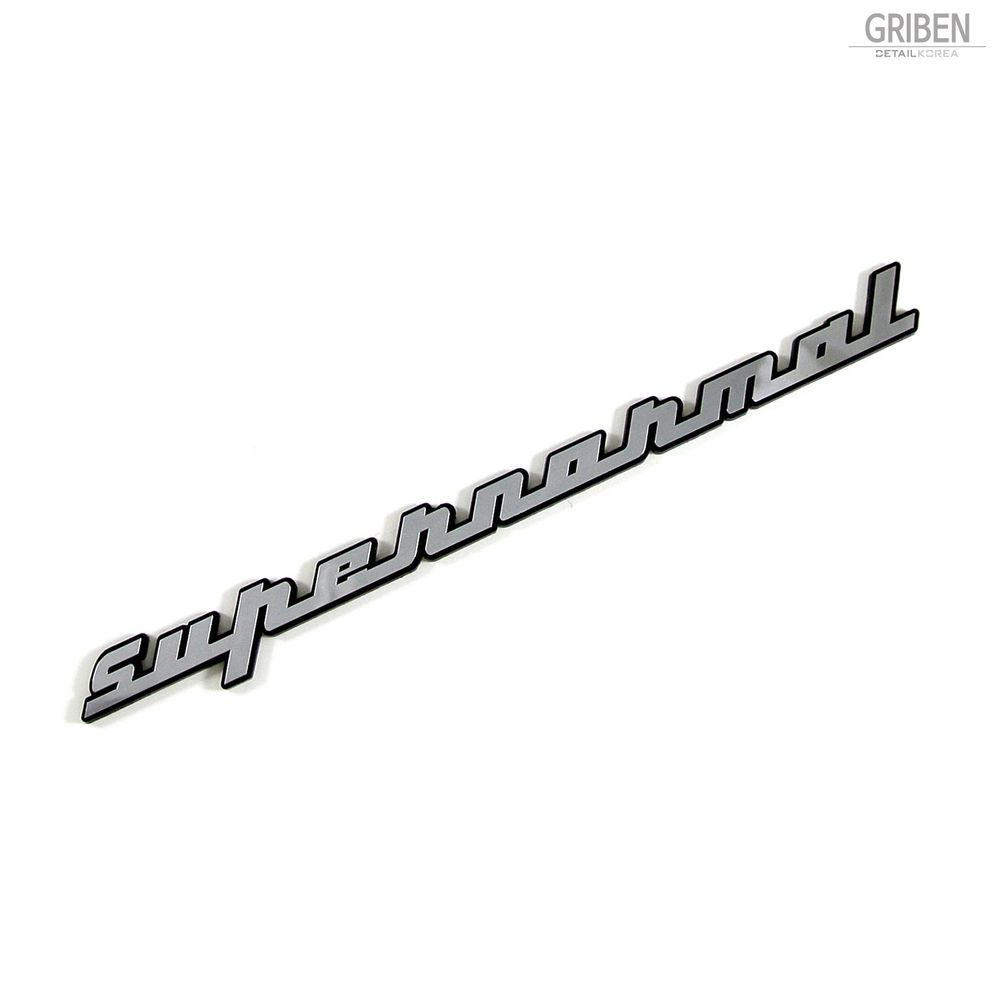 Griben Car Emblem Metal Chrome Badge 70213 For Hyundai Elantra Ad