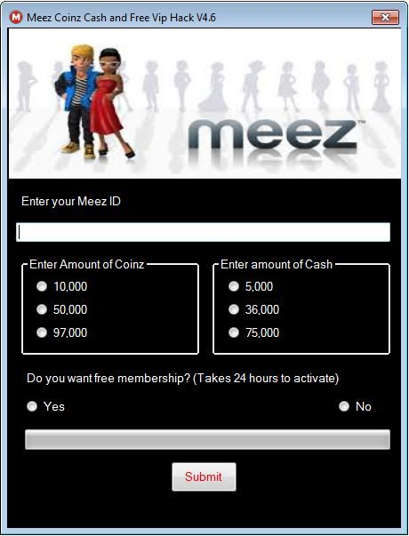 What are some easy ways to earn coinz on Meez other than playing the games?