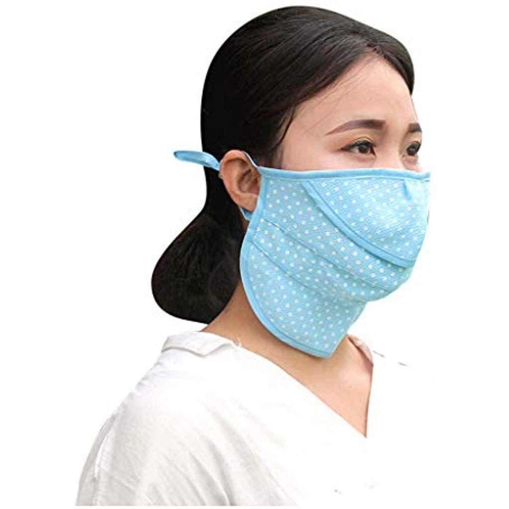 maschera bocca tessuto