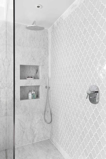Photo of Contemporary Bathroom by Amory Brown