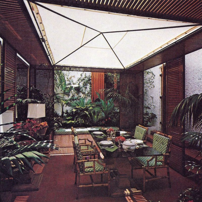 THE NYT BOOK OF INTERIOR DESIGN AND DECORATION©1976
