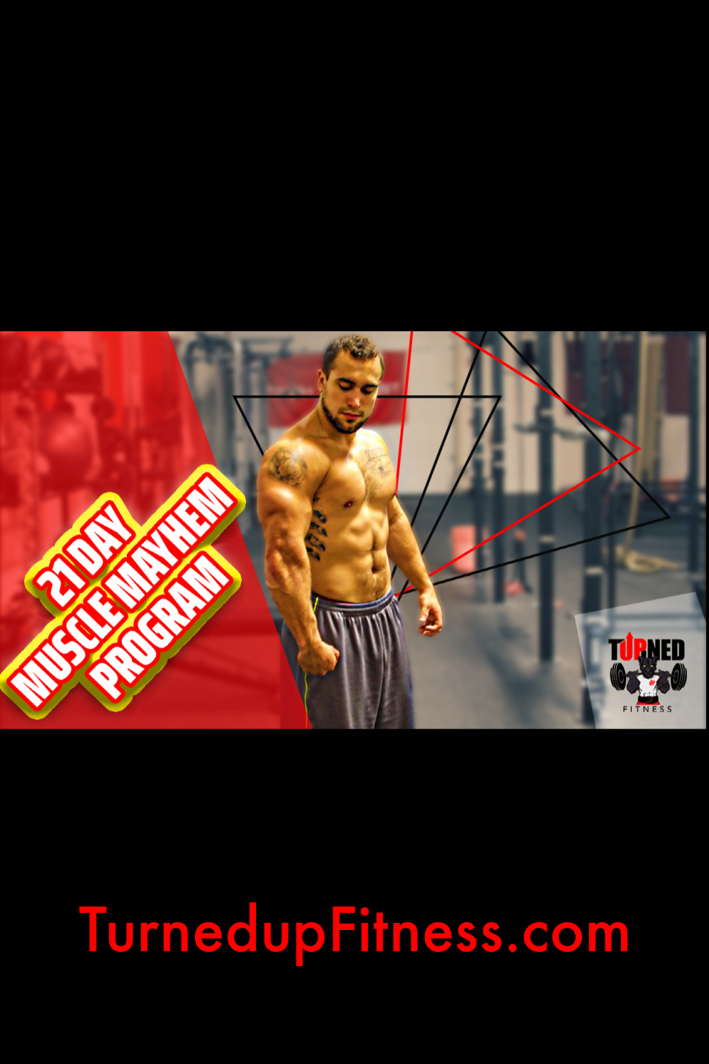 We Are Turnedup Fitness Join Our 21 Day Muscle Meyham Program When It Comes To Your Health And Wellness Goals You Wellness Goals Fun Workouts Fitness