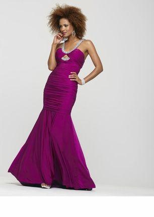 Ruched Halter Prom Dress 2139 Mermaid Prom Dresses Prom Dresses