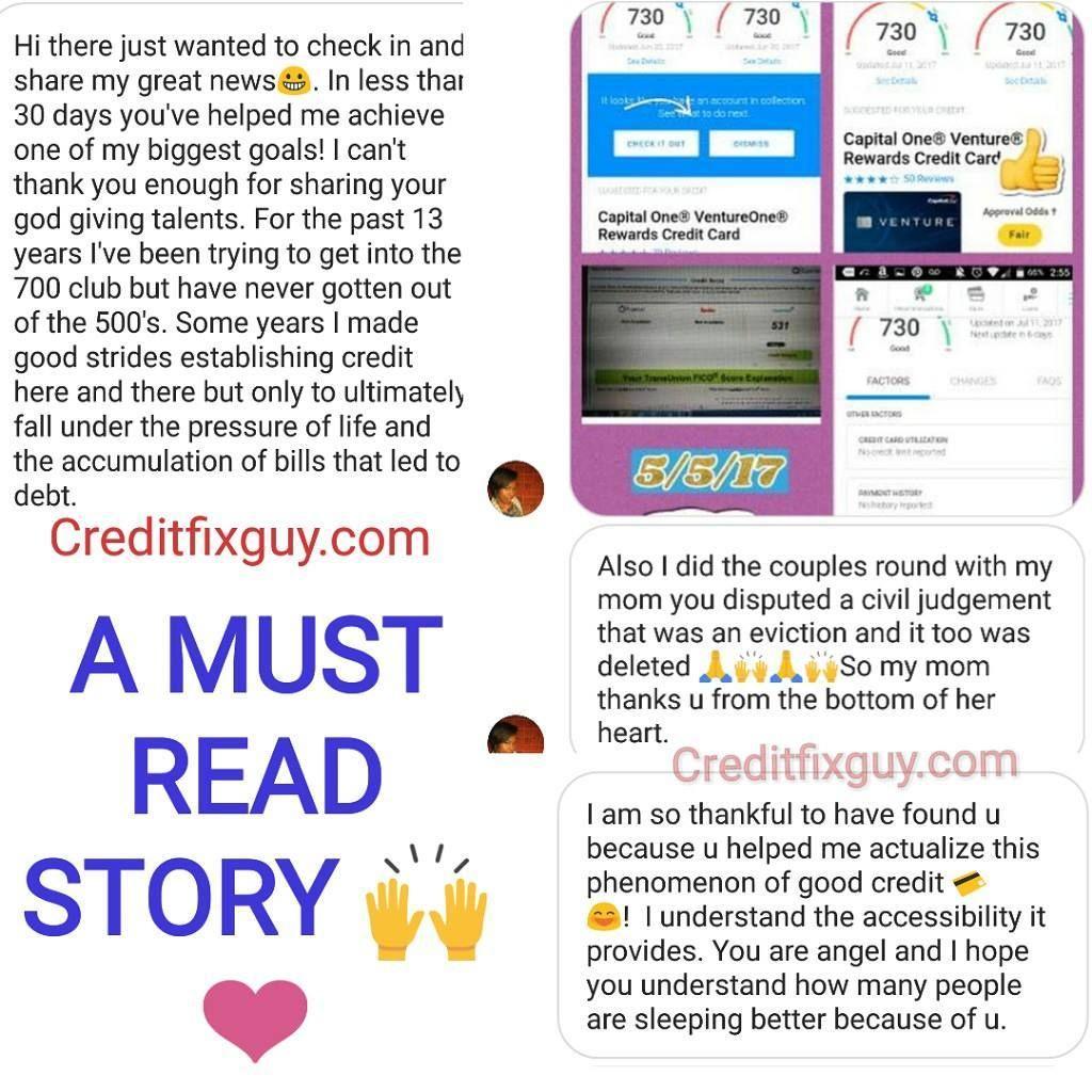 Credit Fix Guy's DIY Credit Repair & Service How to fix