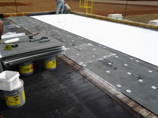 Superb Commercial Flat Roof By Yellowhammer Roofing Athens U0026 Birmingham, Al.  Www.yellowhammerroofing.