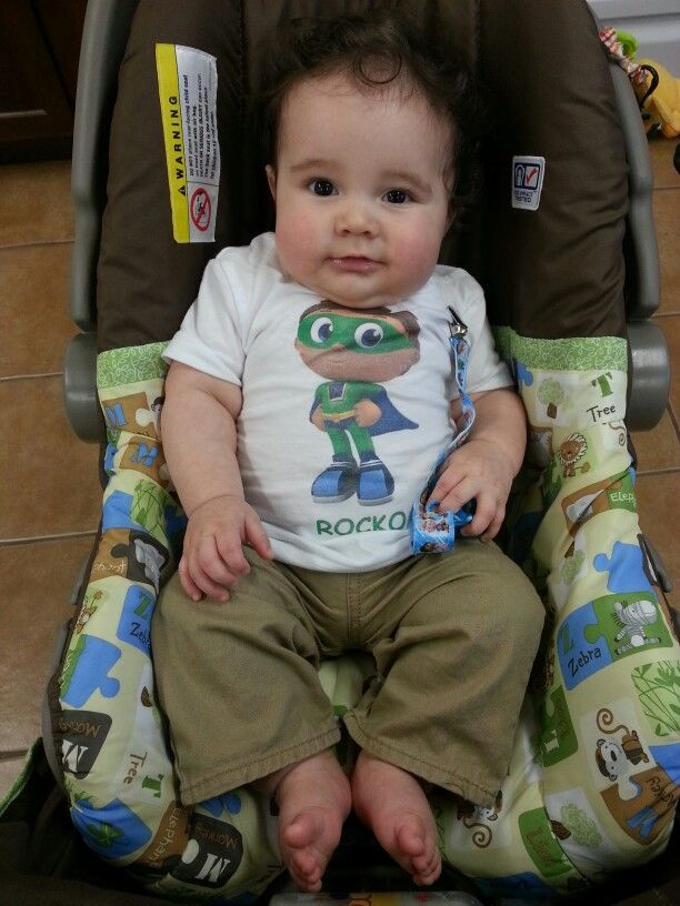 Super Why iron on transfer & pacifer clip!!