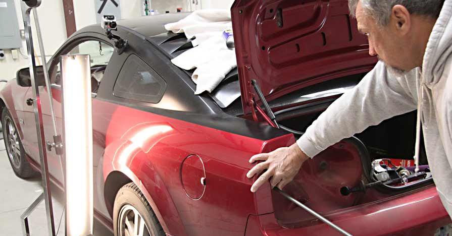 Top Auto Dealing in Miami Auto body shop, Dent repair