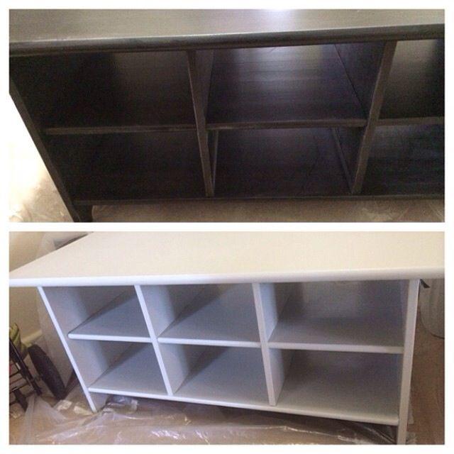 ikea leksvik coffee table hacked deco pinterest renovation meuble r novation et meubles. Black Bedroom Furniture Sets. Home Design Ideas