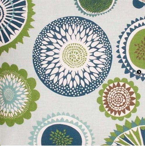 Siri Blue The Swedish Fabric Company Uk Scandinavian Fabric Print Patterns Paper Background Design