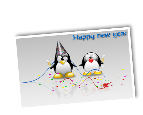 Feliz y #opensource año nuevo ~ videoJuegos y Open Source