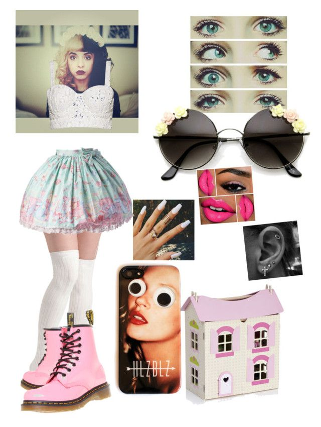 Designer Clothes Shoes Bags For Women Ssense Melanie Martinez Style Melanie Martinez Outfits Her Style