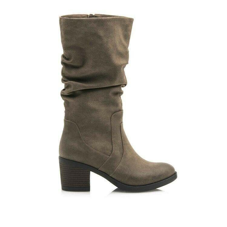 Stivali Anfibi Militari Boots Security MILTEC Thinsulate 3M Pelle Leather ZIP KH