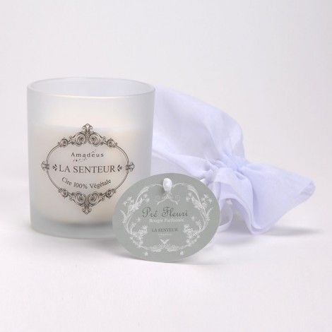 Floral Scented Candle available on Wysada.com