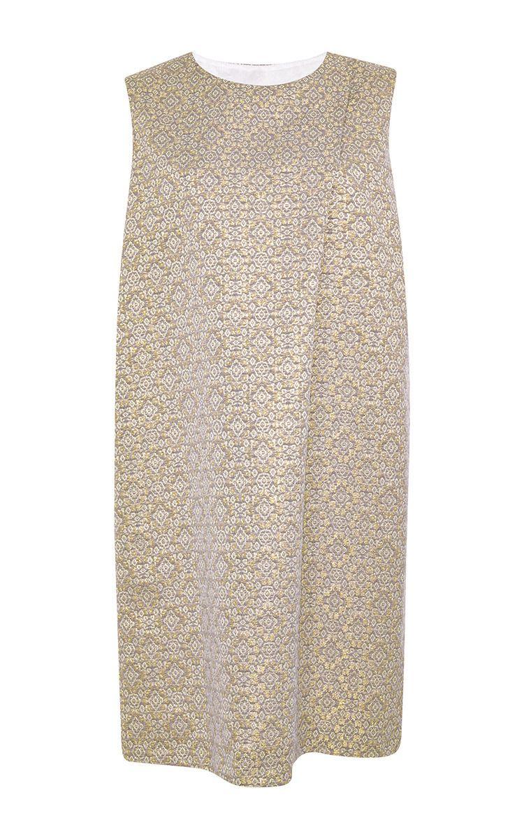 Sally Jacquard Lamé Dress by Joseph Now Available on Moda Operandi