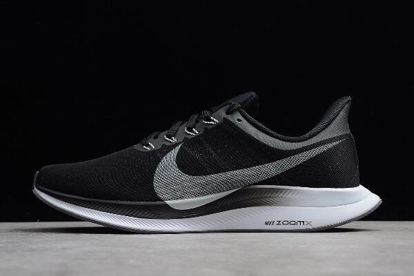 Nike Zoom Pegasus 35 Turbo New Running Shoes Black Vast Grey Sneakers AJ4114-001