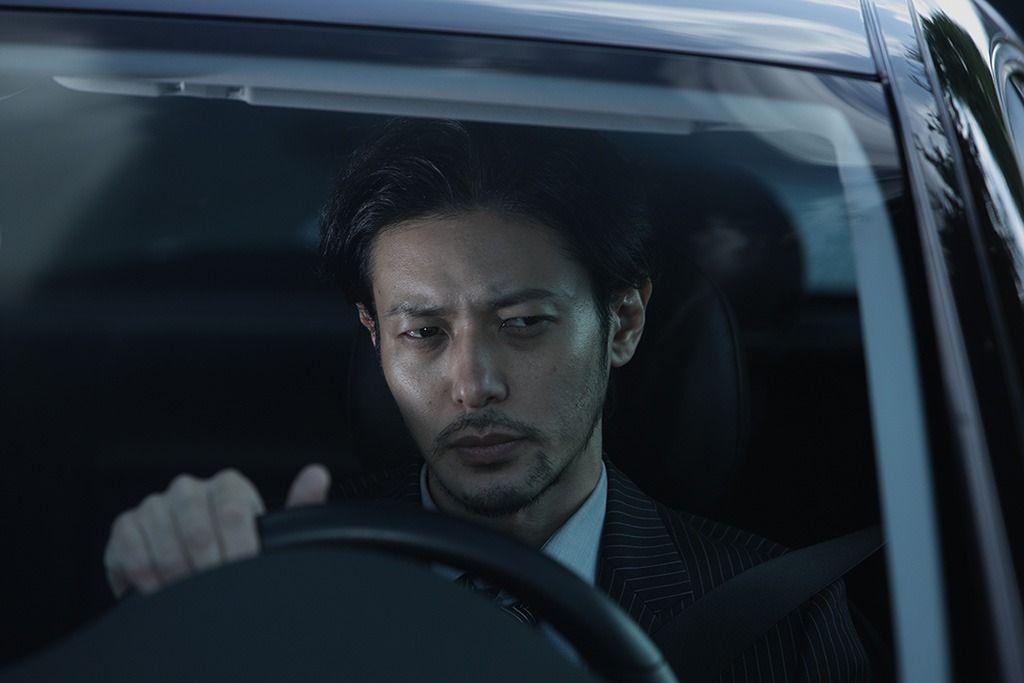 Joe Odagiri オダギリジョー 映画 渇き 映画 俳優