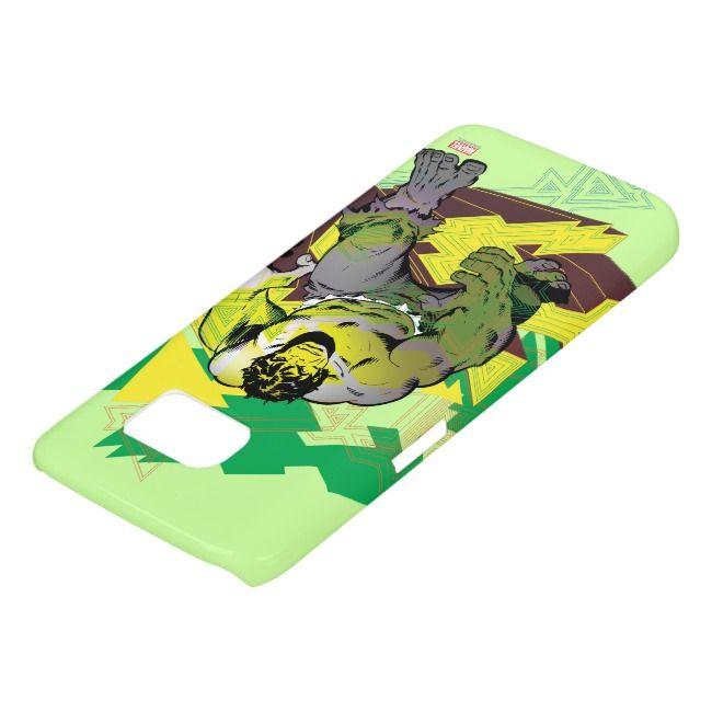 Hulk Abstract Graphic Samsung Galaxy S7 Case