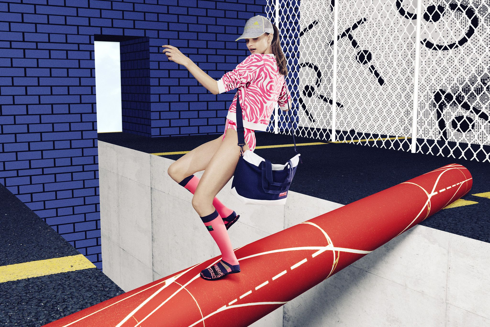 Stella McCartney and Adidas Launch New Athleisure Line - Gallery - Style.com