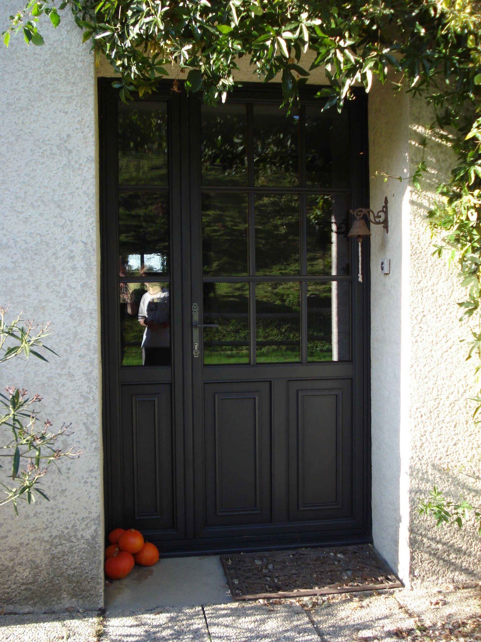 exceptionnel porte entree bois semi vitree ag45 montrealeast. Black Bedroom Furniture Sets. Home Design Ideas
