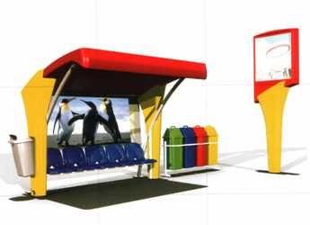 SmartIS - RotomixBrasil Projeto Ponto de Ônibus