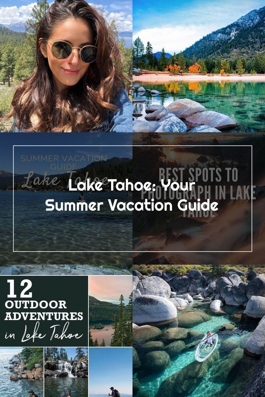 Pin Na Doshci Lake Tahoe
