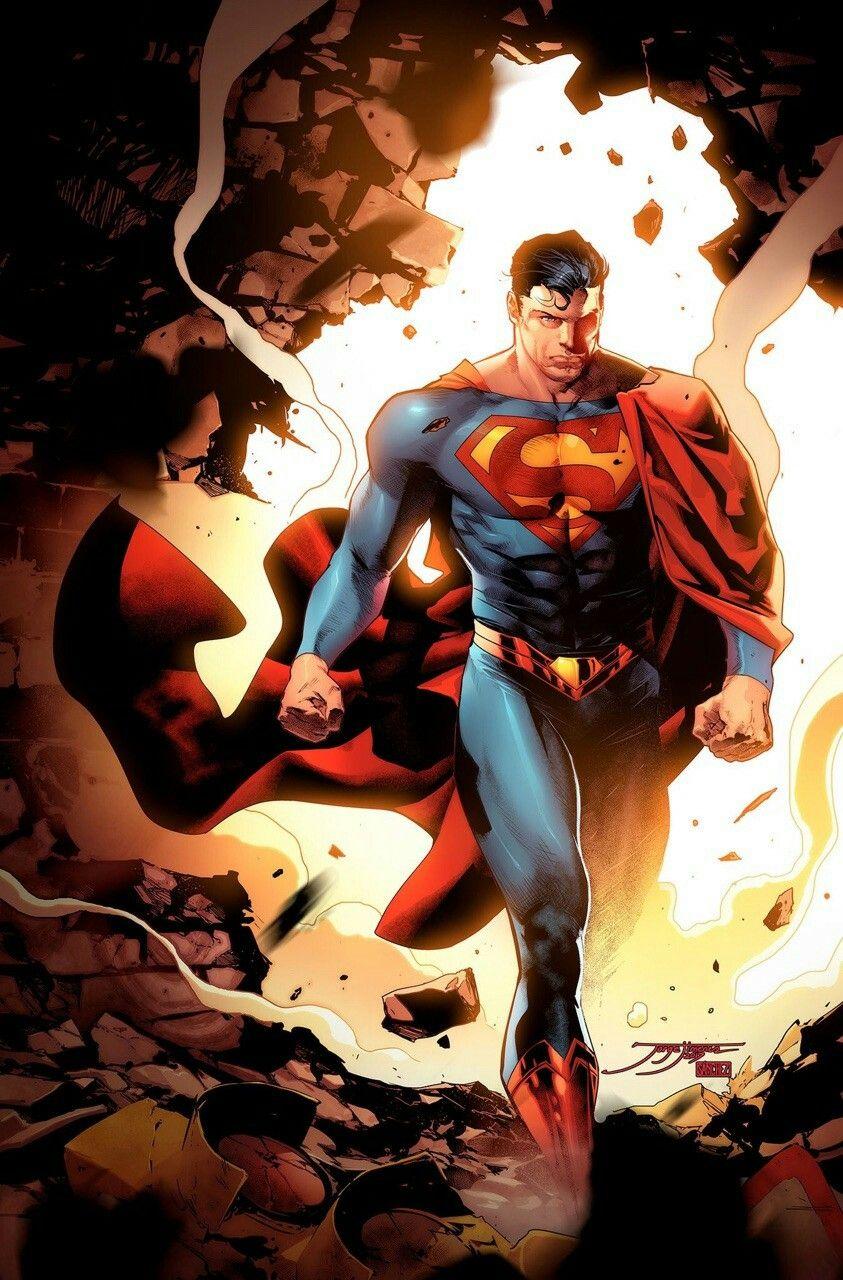 53bdd3d12a Superman by Jorge Jiménez