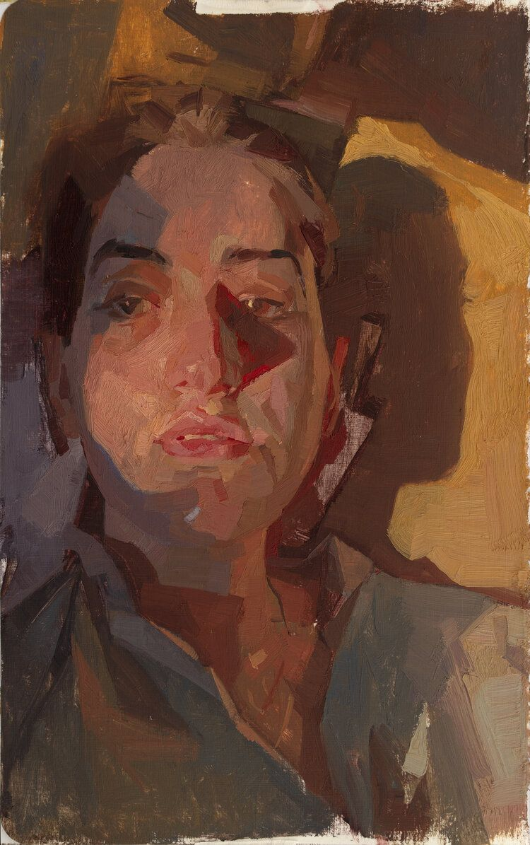 Our Painted Lives : painted, lives, Painted, Lives, Figure, Painting,, Portraiture, Portrait