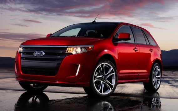 2012 Ford Edge Not A Truck Suv Kinda Person But If I Was To Get