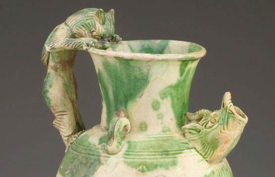 Goods from Mediterranean Basin- ceramics