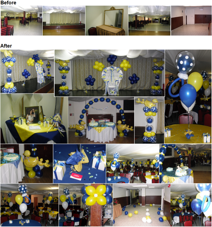 What Better Way To Welcome A New Little One Into The World Than To Have A Rubber  Ducky Themed Baby Shower?