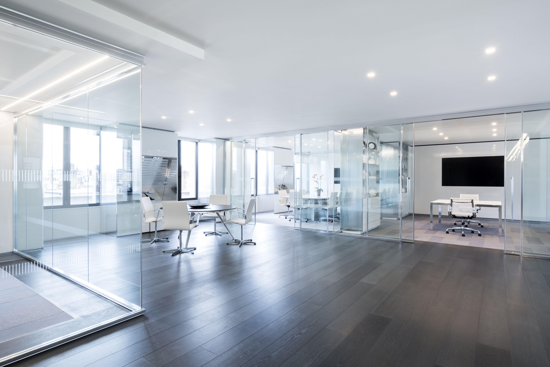 Gulfstream The Interiors Group interiors office design