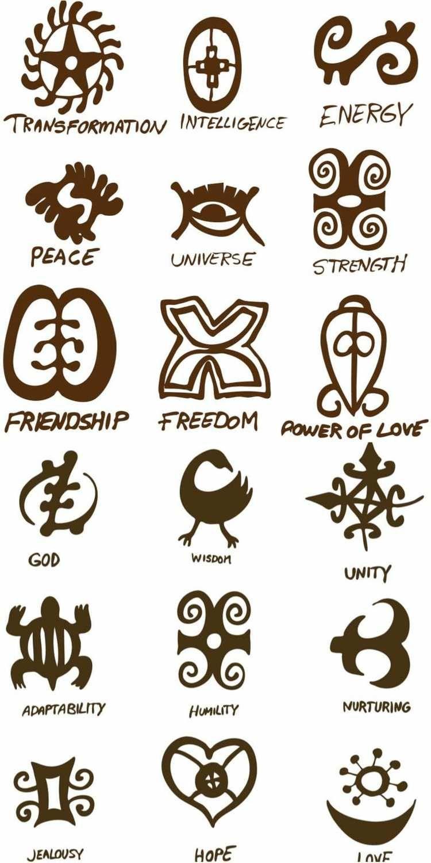 Symbole de la force en tatouage id es des diff rentes cultures anciennes culture inspiration - Symbole geometrique signification ...