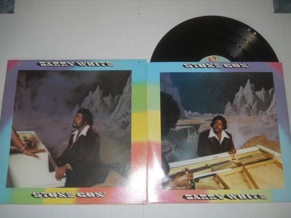 Barry White Stone Gon Lp Record Vintage Vg White Stone