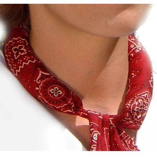 Cooling Tie Cool Ties Novelty Gifts Hot Flashes