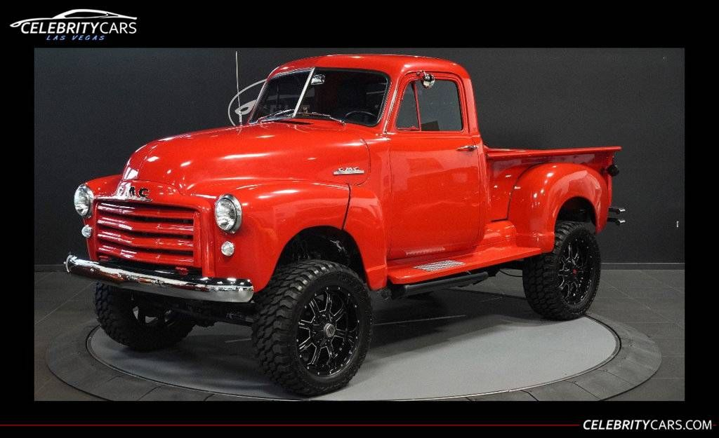 1951 Gmc 3100 For Sale 2132731 Hemmings Motor News In 2020