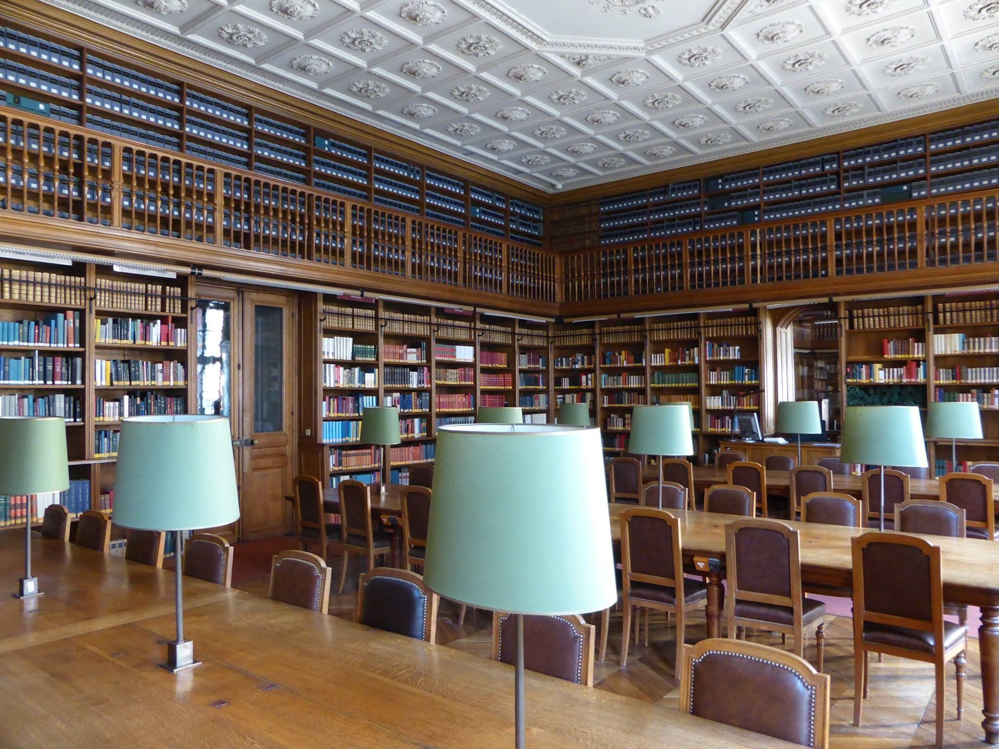 Bibliotheque De L Arsenal Salle De Lecture Paris 4eme Salle De Lecture Paris Bibliotheque