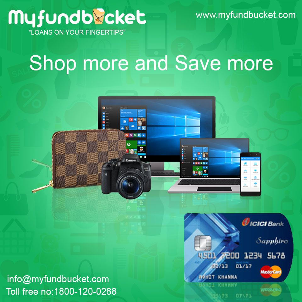More You Shop More You Earn Apply Https Www Myfundbucket Com Credit Card Toll Free 1800 1200 28 Credit Card Credit Card Application Types Of Credit Cards