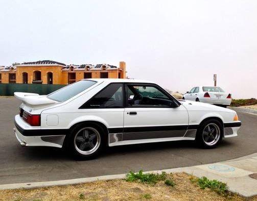 69k Mile Original 1990 Saleen Mustang 5 0 Saleen Mustang Mustang Mustang Cars