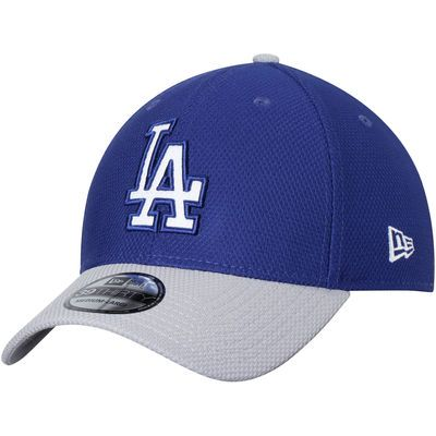 aa9f7f40dcf Men s New Era Royal Gray Los Angeles Dodgers 2017 Diamond Era 39THIRTY Flex  Hat