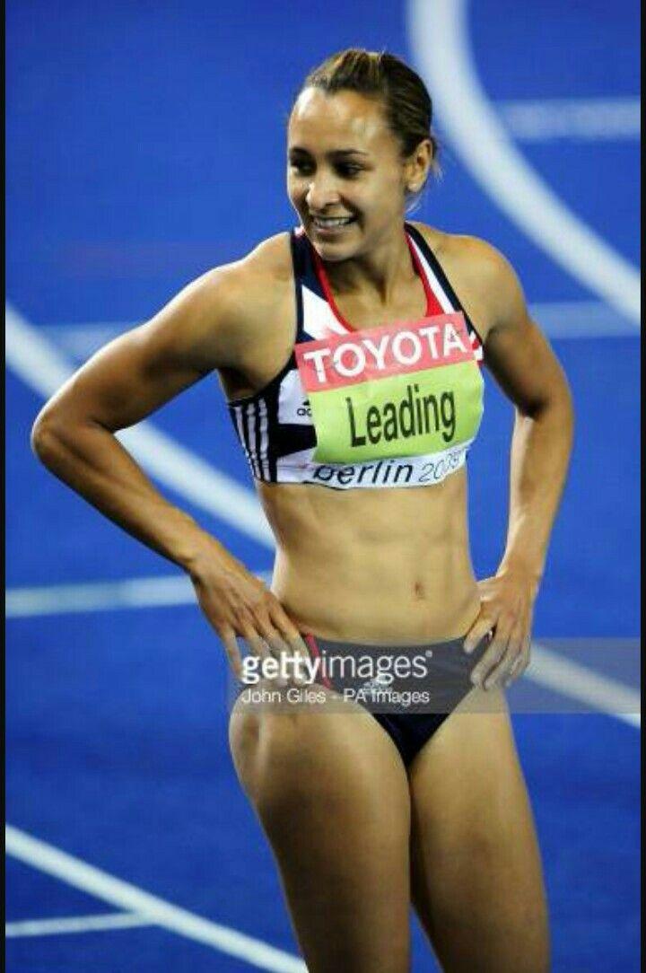 Sexy Leichtathletik Frauen