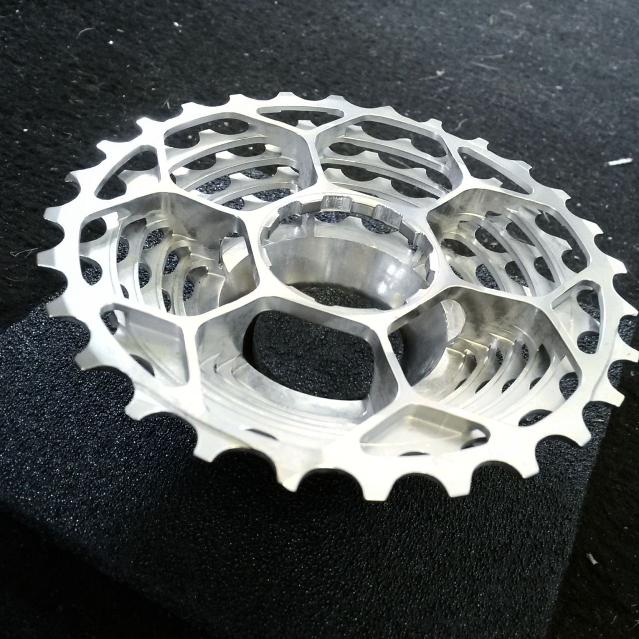 Edco 11 Speed Cassette One Piece Of Steel Bicycle Bike