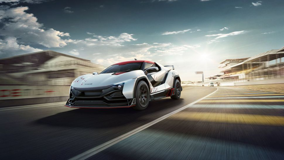 The Racemo Is India S First Connected Sports Car Roadshow Affordable Sports Cars Geneva Motor Show Tata Motors