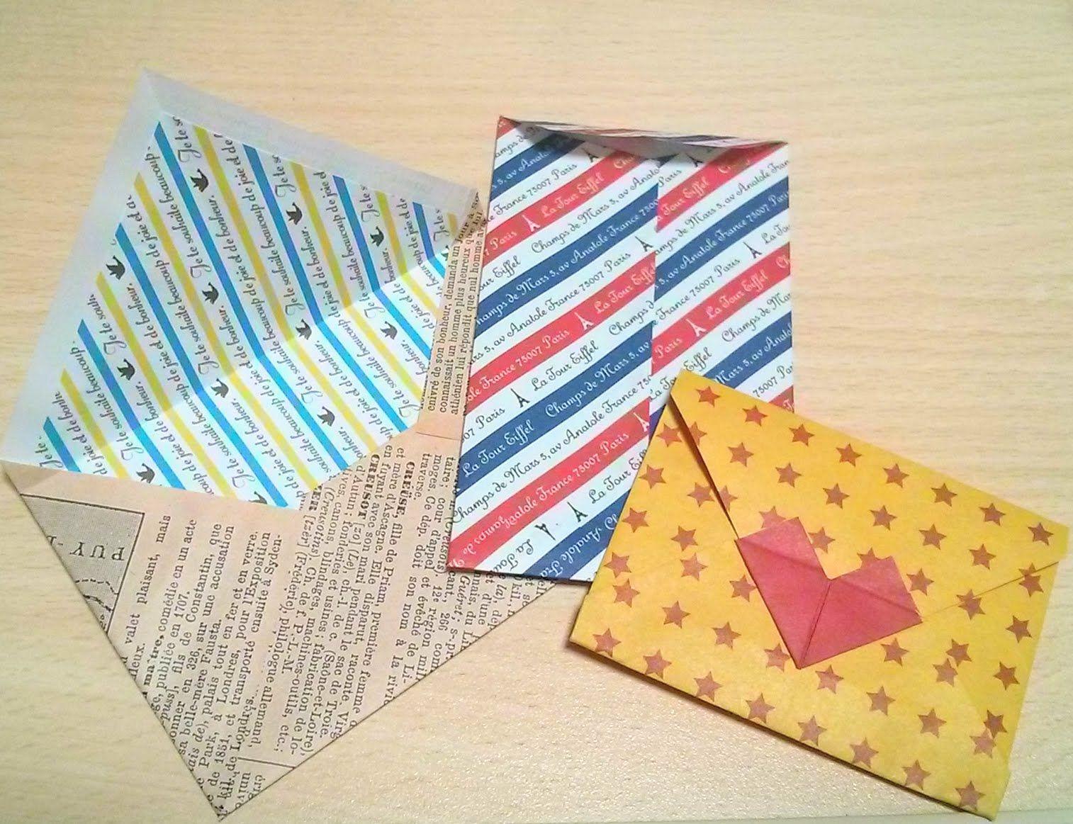 ハンドメイドの可愛いおしゃれな手紙入れ 自作の可愛い封筒を手作りで作ってみましょう 作り方 は簡単 長方形の紙や正方形の折り紙があれば誰でもハンドメイドでオリジナル封筒を作ることができちゃいます 自作の手作り封筒を手紙入れとして郵便で出すときの注意点も
