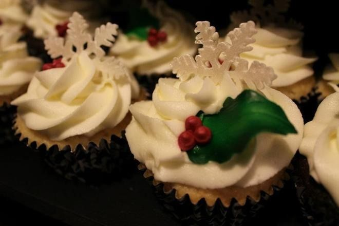 CakeSide - Winter Wonderland Wedding Cupcakes submitted by ...